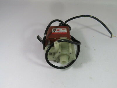 March LC-2CP-MD Marine Magnetic Drive 230V .53/.72A  USED