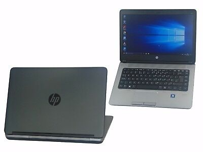 HP ProBook 645 G1 AMD A8 Quad Core 16GB Ram 240GB SSD Webcam Radeon HD Laptop