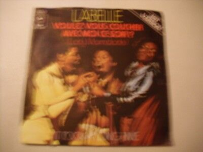 Labelle - Lady Marmelade / It Took a Long Time Single Schallplatte Venyl