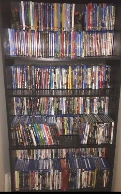 Blu Ray LOT with DVDs and 4K movies. Lots of Disney/Pixar!!!
