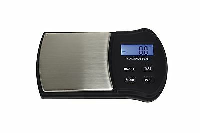 1000 Gram Digital Pocket Scale Gold Silver Pennyweights Troy Oz Grains Carats