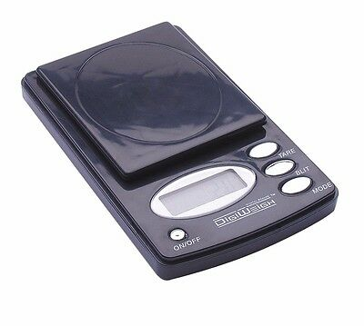 600 X 0.1 Portable Jewelry Weigh Scale Tare Function Grams Ounces DWT T. Oz Mode
