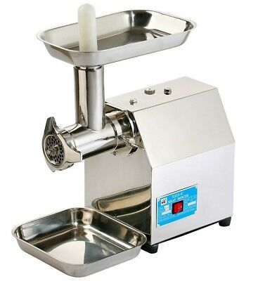 Commercial Meat Mincer Grinder Butchers Quality Heavy Duty 120kg Per Hour