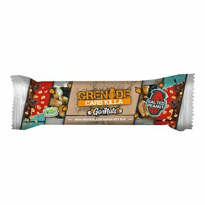 Grenade Carb Killa High Protein Bars 12x 60g CLEARANCE expiry date December 2018