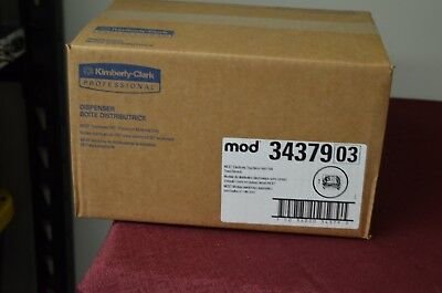 new ADA Compliant Kimberly Clark 34379 E-Series Hard Roll Towel Module