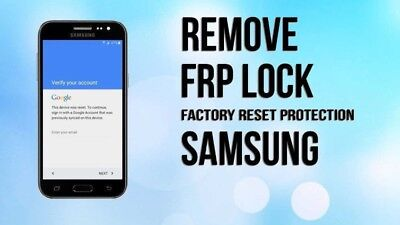 Google Account Removal FRP Remote Service SAMSUNG GALAXY Phones and Tablets.