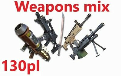 Fortnite | Save The World | Weapons | 130 | Choose Your Weapon | PC PS4 XBOX