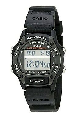 Casio W93H-1A Mens 50M Multi-Function Sports Watch Dual Time Alarm Stopwatch
