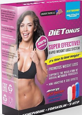 Dietonus loss weight control and body tonus detox and cleansers fat burners