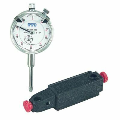 "TTC MM-PDI-C2 Might-Mag Mag Base & 0-1"" WF Dial Indicator"