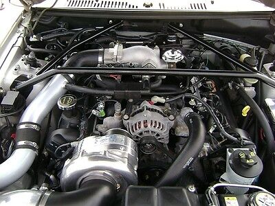 Ford Mustang Gt & 01 Bullitt 4.6L 2V P-1SC Supercharger Stage II Sintonizzatore