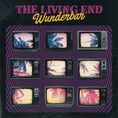 Living End Wunderbar Cd & Dvd All Regions Ntsc New