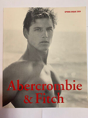 Abercrombie & Fitch - A&F Quarterly Catalog Spring Break 2004