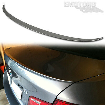 PAINTED For BMW F10 5-SERIES M5 SALOON REAR TRUNK BOOT SPOILER 16 528i 535i 523i