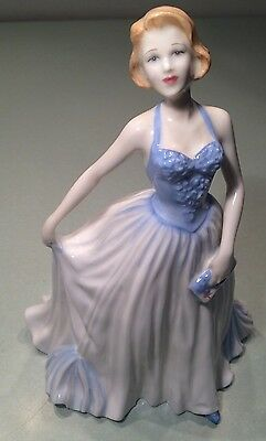 Royal Doulton Porcelain Figurine HN4314 *New Dawn* Breast Cancer Support $235