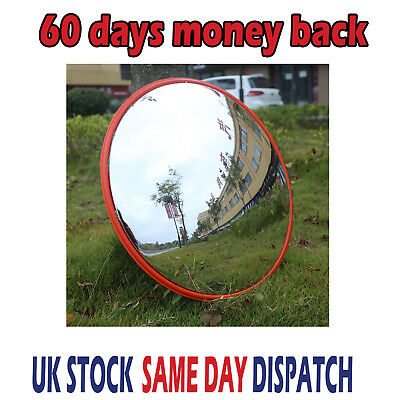 NEW Convex Mirror 30 45 60 cm Blind Spot Wide Angle Traffic Driveway Workshop