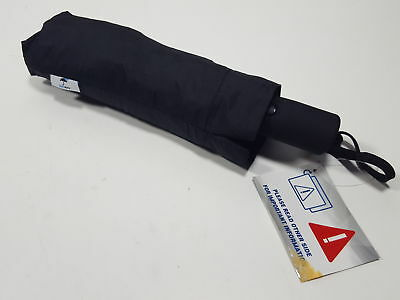 Rain-Mate Compact Travel Umbrella - Windproof, Reinforced Canopy (H193520)