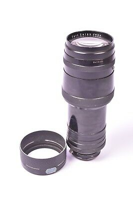 Lens Carl Zeiss Jena Sonar f/4 - 300mm with mount for Nikon f