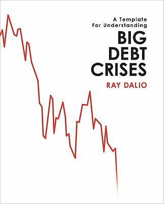 Big Debt Crises by Ray Dalio (E-Delivery, ebook (epub, mobi, PDF)