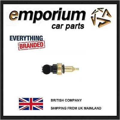 Engine Coolant Temperature Sensor with Seal Fits Mercedes A B C E CLA CLK SLK +