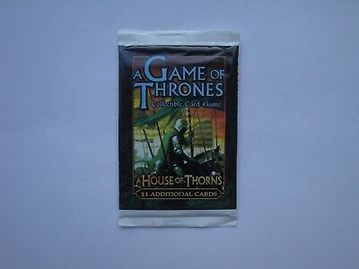 House of Thorns - A Game of Thrones - CCG TCG LCG - New & Sealed