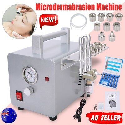 Powerful Microdermabrasion Diamond Dermabrasion Machine Skin Peel Face Care