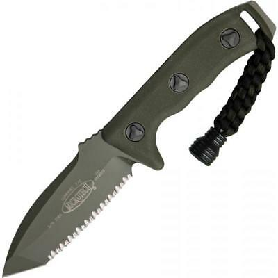 Coltello Microtech MCT1033GR Currahee knife couteau messer navaja