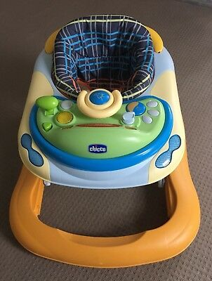 Reduced !!! Chicco Musical Baby Walker