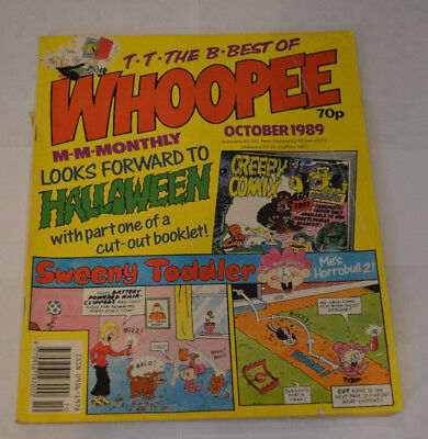 THE BEST OF WHOOPEE - October 1989