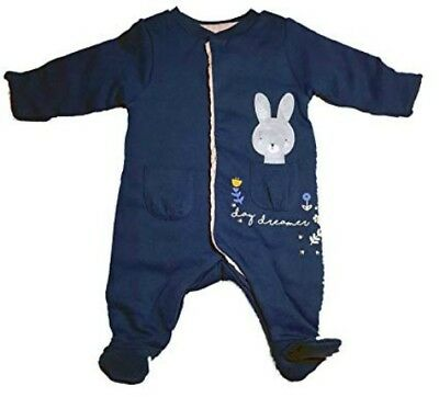 BNWT Mothercare walk in sleeper 0-1 mth 2.5 tog wadded baby clothes new