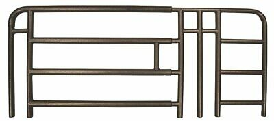 Medline MDS89694N Universal Telescoping Full Size Bed Rails, 1 Pair