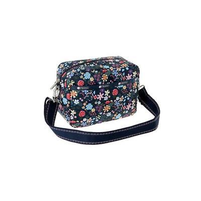 LeSportsac Classic Collection KR Exclusive Austin Crossbody in Floret Navy