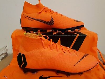 wholesale dealer a2e69 aafa9 Nike Mercurial Superfly 6 Elite AG PRO ACC Uk7 EU41 AH7377-810