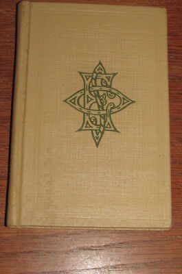 New Ritual of The Order of the Eastern Star Book 5th ed. 1940 Masons Masonic