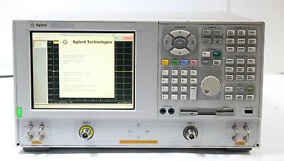 Agilent E8357A PNA Series 300kHz - 6GHz RF Vector Network Analyzer