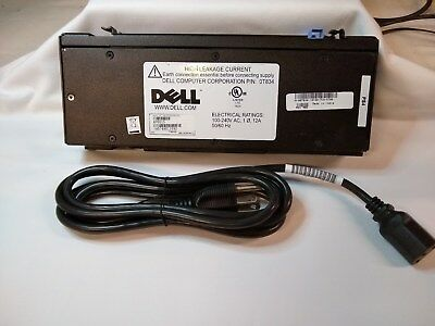 Dell 0T834 7-Outlet 120V-240V Power Distribution Unit PDU AP6015 Free shipping