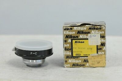 Nikon F-C Mount Adapter For 16mm with Box