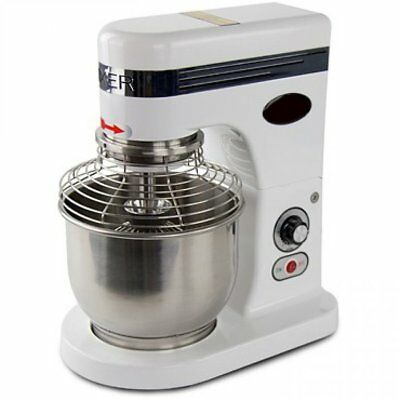 Commercial Planetary Dough Mixer Countertop Planetary 5 Litre Catering Baking
