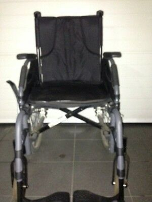 Fauteuil roulant manuel Pliable Invacare Action 3 NG