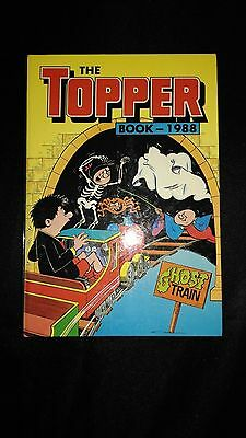 The Topper 1988 Vintage Comic Book Annual