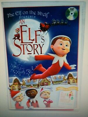 Elf on the Shelf: An Elf's Story DVD  NEW