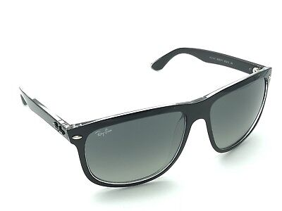 36dea83509 RAY-BAN RB 4147 6039 71 Black   Crystal Square Sunglasses Gradient ...