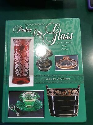 Encyclopedia Of Paden City Glass Identification And Value