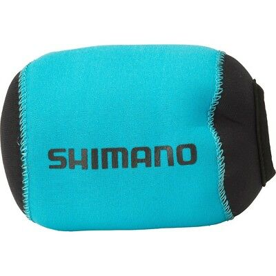 Shimano Neoprene Overhead Fishing Reel Cover - Reel Bag to Suit Overhead Reels