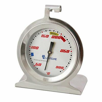 Backofenthermometer Bratofen Ofen Edelstahl Bbq Barbecue Holzofen Thermometer