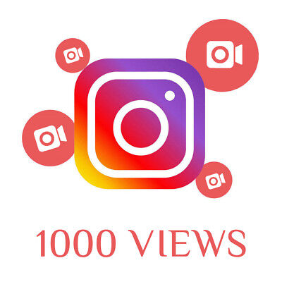 Instagram Service - Buy 1000 Guaranteed Quality Video Vêws