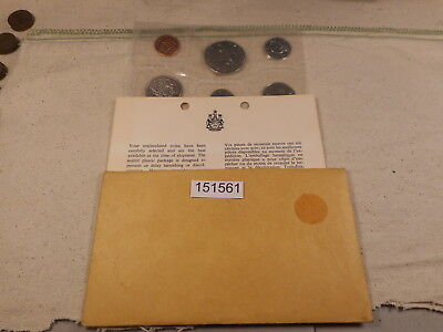 1968 Canada Six Coin Cent - Dollar Proof Like Set Sealed - Nice Coin - # 151561