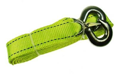 Recovery Towing Straps - 3.5m - 4000kg 6114 MAYPOLE