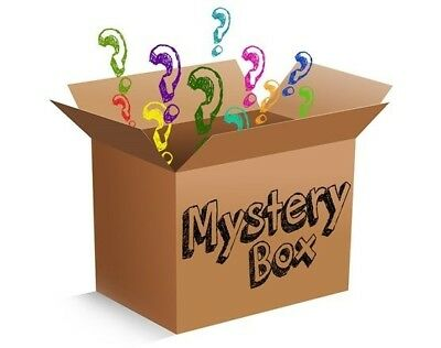 MYSTERY SLIME BOX fluffy jiggly floam butter with EXTRAS FREE POSTAGE 4 SLIMES
