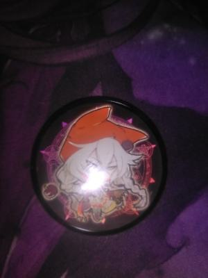 Force of Will exclusive Malaysian Promo energize token Dusk Girl / Scarlet